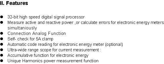GDYM-3H Energy Meter Calibrator